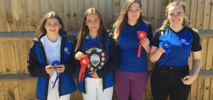 Spires' showjumpers leap to victory