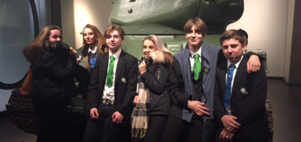 Holocaust Exhibition, Imperial War Museum Trip