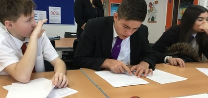 Magistrates Visit Year 10 ASDAN