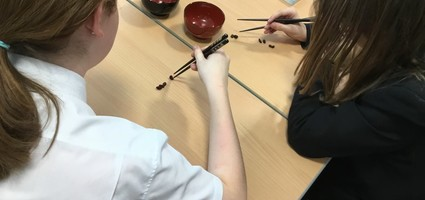 Japanese Teachers Visit Spires Academy