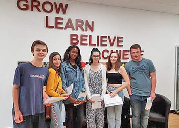 Strong GCSE results at de Stafford.