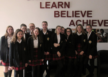 de Stafford triumphs in GLF Debating Competition