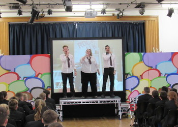 Year 7 Streetwise: Road Safety Presentation