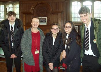 Aspirational trip to Oxford University for Year 10 students