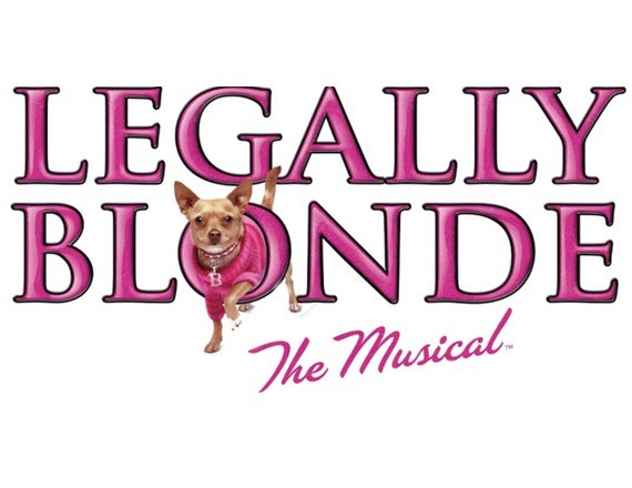 Legally blonde online white