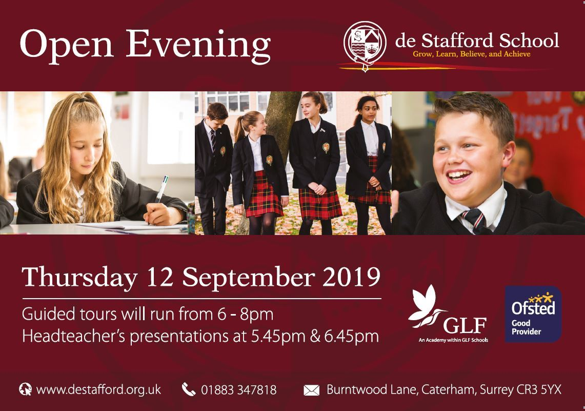 Open Evening Image