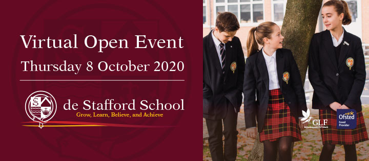 De Stafford Open Event FACEBOOK COVER 750x315px 1