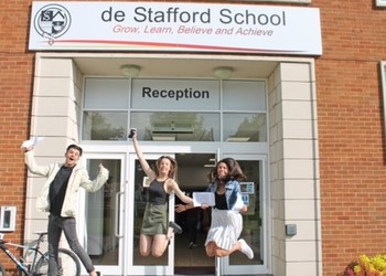 de Stafford Students Achieve Excellent GCSE Results