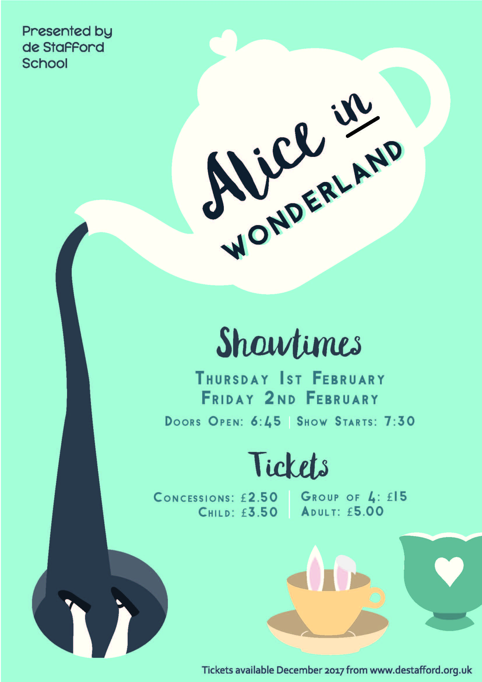 Alice poster shows Times