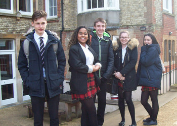 Year 10s get inspired at Oxford University