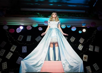 Alice in Wonderland Opening Tonight