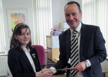 Angelica Peinke completes '16 before 16' Reading Challenge in Year 7