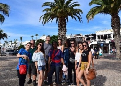 Travel & Tourism Trip to Lanzarote