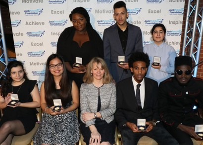 Jack Petchey Award Winners 2015/16