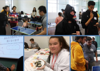 Japan Society Event for Sixth Form Students