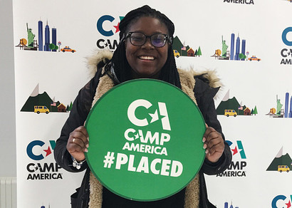 St Charles Student Wins a Place at Camp America