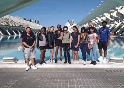 Travel & Tourism Study Visit to Valencia