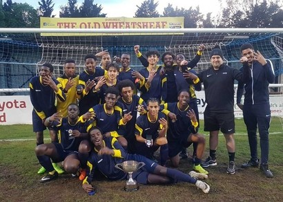 Football: St Charles Retain Catholic Cup and Complete Historic Quadruple