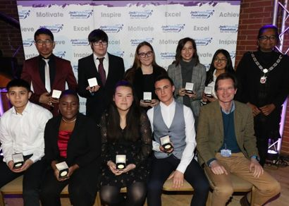 Annual Jack Petchey Awards Ceremony 2020