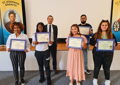A Big Shout Out to the Jack Petchey Winners  at St Charles- January to June 2020