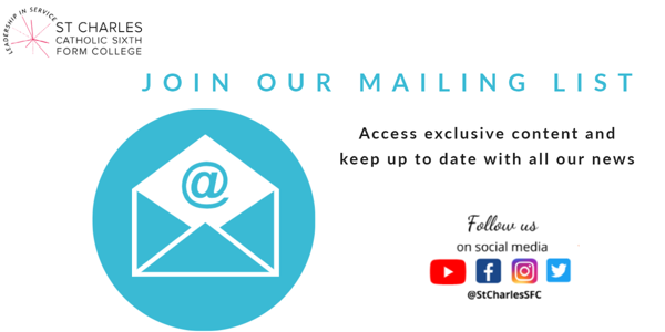 Subscribe to our Newsletters
