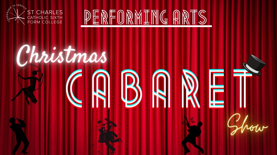 St charles performing arts christmas cabaret
