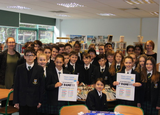 7 Dane announced as winners of the Year 7 Reading Challenge