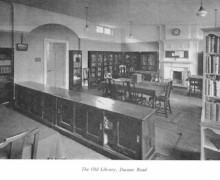 The old library 2