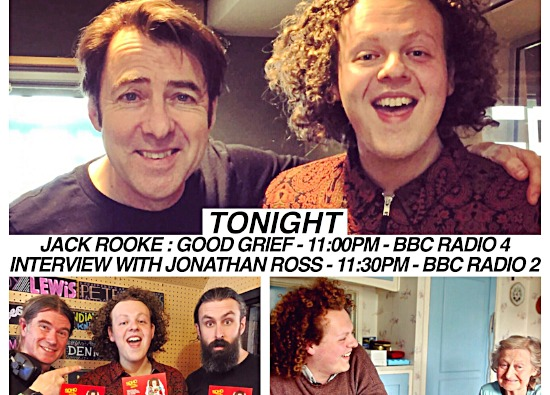 Old Dane Jack Rooke interviewed by Jonathan Ross
