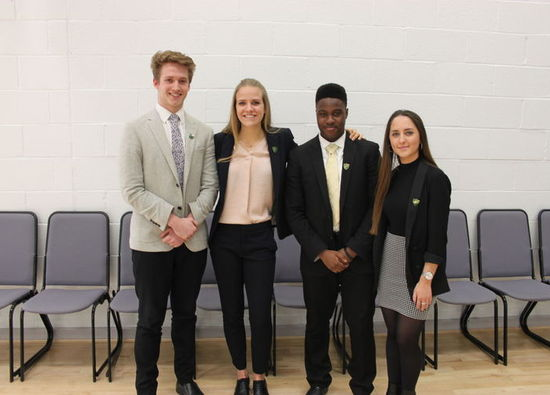 Prefect Team for 2017-18 Announced
