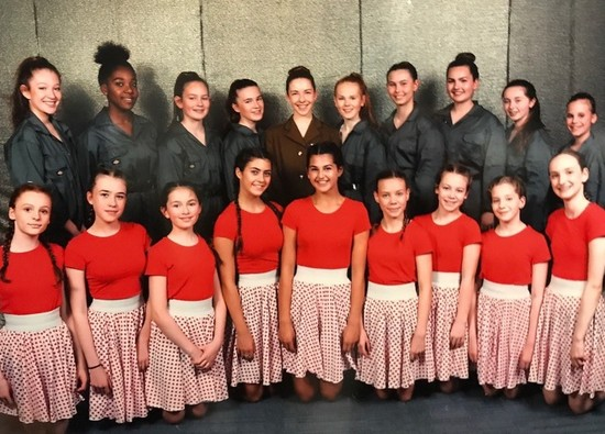 SCD students dance their way to British Red Cross dance finals at O2 Arena