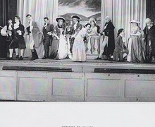 1955 school play the rivals by sheridan