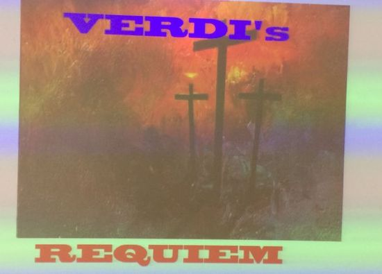 Verdi Requiem: A dedicated week for students to discover more!