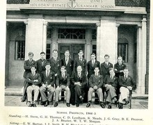 1944 45 prefects