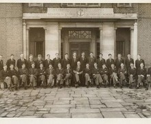1949 50 prefects