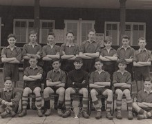 1957 house junior cup winners