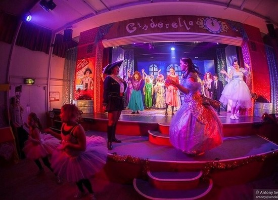 Drama teacher wins best Pantomime Category at NODA Awards