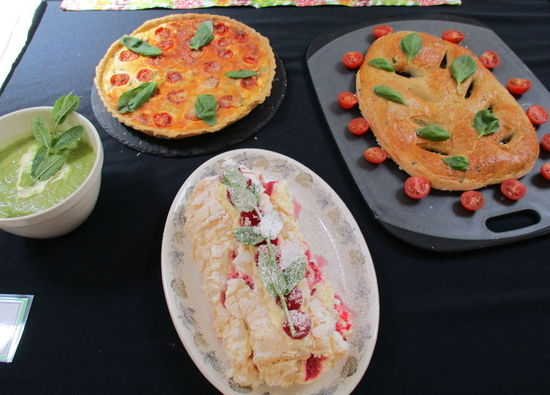Students produce culinary delights for mock GCSE Food Technology exams