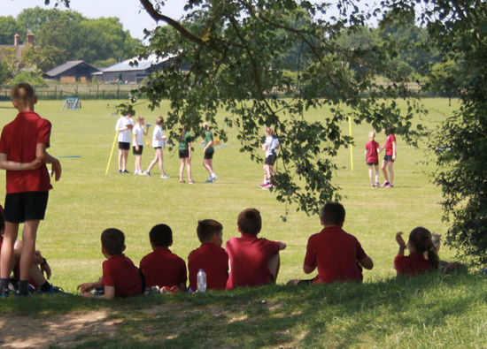 Students win Three Rivers and Watford School Sports  Partnership Scheme Awards