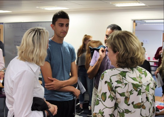Students celebrate another fantastic set of A Level results