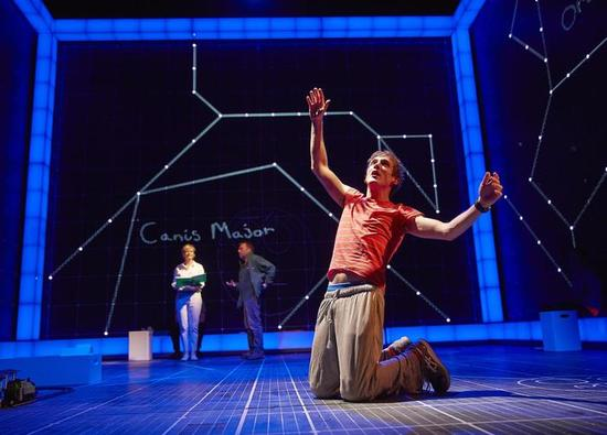 A trip to The Curious Incident of the Dog in the Night-Time!