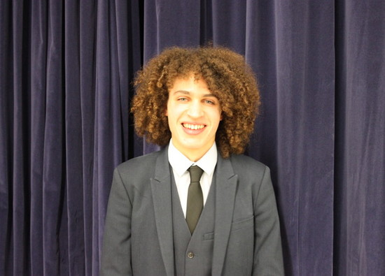 Maxwell to represent England and Wales in International Public Speaking Competition