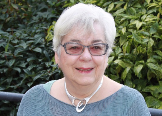 Rosemary Hadfield awarded MBE for services to education