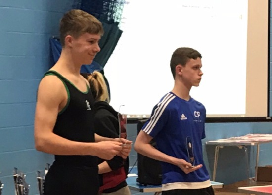 Students selected for National Trampolining Finals in Northern Ireland