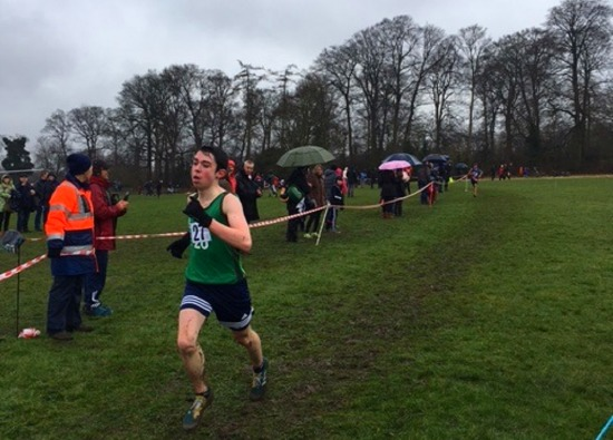 Students' great effort at Hertfordshire Cross Country Championships