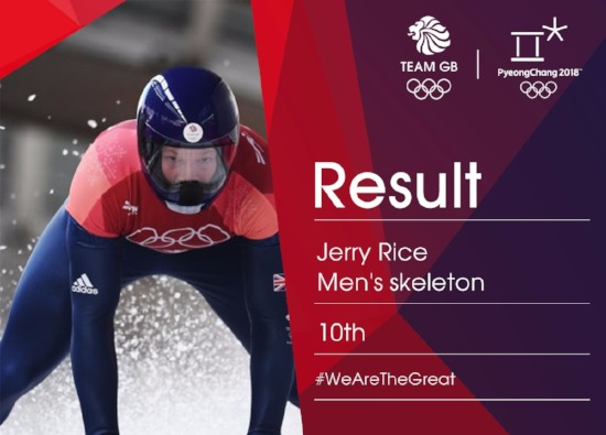 Tremendous Olympics achievement for Old Dane Jeremy Rice