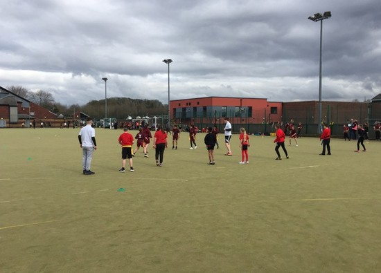 SCD host Primary Tag Rugby Festival