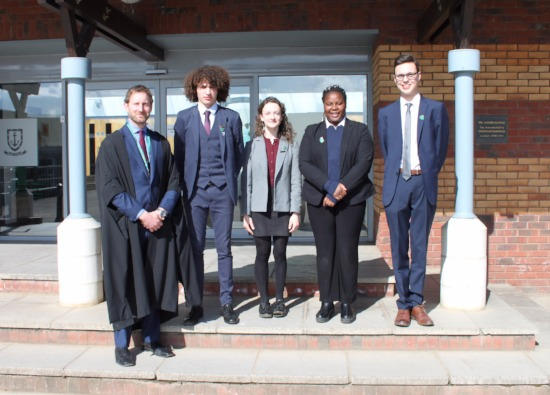2018-19 Prefect Team Announced
