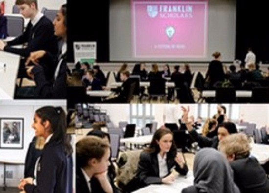 Year 10 Franklin Scholars host multi school event