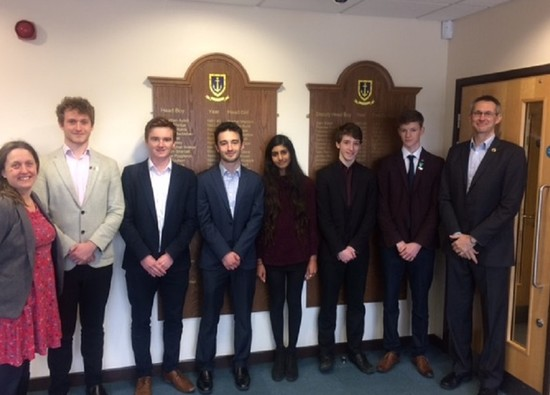 Gold Duke of Edinburgh award winners invited to Buckingham Palace